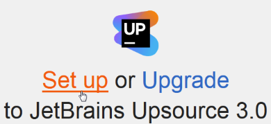 Set Up JetBrains Upsource 3.0 on Windows