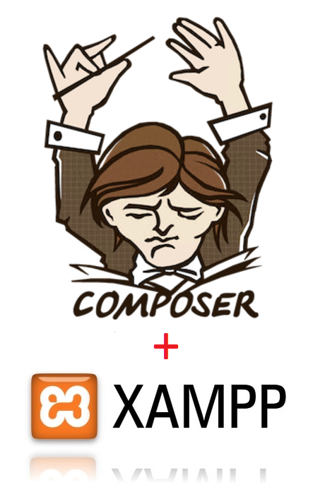 How to install and use Composer on Xampp serwer