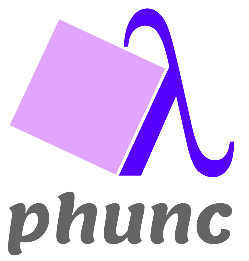 phunc.de – functional programming in PHP